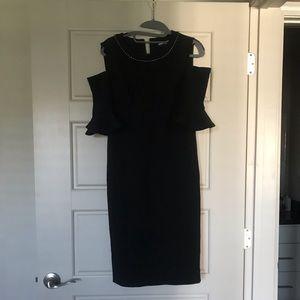 Karl Lagerfeld Dresses - Karl Lagerfeld Paris Black Dress
